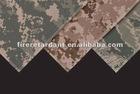 Military CVC IRR camouflage fabric