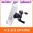 BRAND NEW CAR KIT AIR VENT 360 MOUNT HOLDER CRADLE FOR APPLE NEW IPHONE 5 G FREE SHIPPING