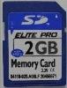 SDHC Card 2G OEM