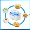 1.05L Mini rice cooker and Electrical Lunch Box