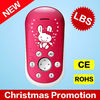 Q2 cartoon kids phone mp3 player with built in speaker