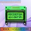 Alphanumeric LCD Display Module 8x2