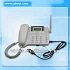 home fixed wireless phone, GSM desktop wireless phone 6288(850/900/1800/1900MHZ)
