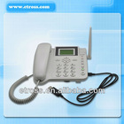 home fixed wireless phone, GSM desktop wireless phone 6288(850/900/1800/1900MHZ)