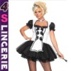 Sexy cosplay french maid costume CT0342