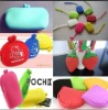 Hottest Colorful Fashion Silicone Comestic Bag