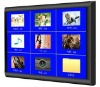 custom 47inch HD 1080P lcd wall mounted network advertising player for outdoor super marlet /exhibition /hotels