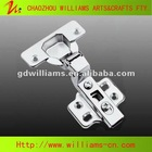 steel clip on buffer hinge