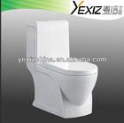 A3103 bathroom one piece toilet ceramic toilet