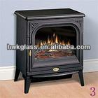 borosilicate glass for fireplace