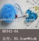 2012 fashion dazzling plastic pendants