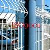 PVC coated garden fencing