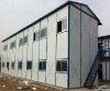 Labor-Saving Sandwich Panel Prefab Hotel Building