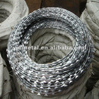 2 strand 4 points barbed iron wire factory