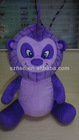 new animals design stuffed plush lion toy