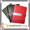 customized PU cover notebook printing