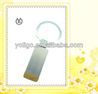 2012 santa gift fashion blank key chains