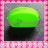 Hot promotional eco-friendly 100% silicone purse