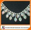 fashion crystal AB rhinestone cup chain
