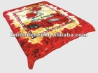 Cheap Polyester Acrylic Blanket (KC-BLKT001)