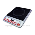 button press control induction cooker for india market