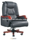 New product 2012 black leather executive chair