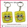 hot sale Spongebob fashion key chain for promotional gift