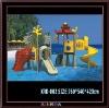 Hot sale outdoor kindergarten playground XRD-002