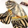 fashion digital printed silk fabric