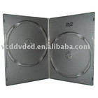 5mm double Black dvd case
