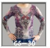 personality hot sale fashion beautiful sexy dream Tattoo shirt with Long Sleeve