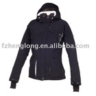 2011 winter waterproof &windproof women ski jacket