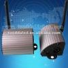 126 channels DMX wireless transmitter/reciever