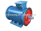 three phase elelctric motor double shaft
