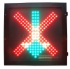 LED traffic control sign