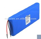 14.8V 4400mAh Lithium Battery for Laser Partical Counter