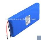 14.8V 4400mAh Lithium Battery for Laser Partical Counter