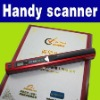 A4 Color Portable Cordless Handy Scanner O-809