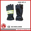 4Layers Flame retardant fiber Fire fighting Gloves