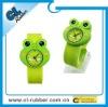 2012 New Fashion Animal Slap Silicone Watch