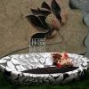 Q318-85 Cape Jasmine Flowers AppearenceClassical Oriental Office Sofa