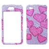 full diamond bling case for iphone 4G
