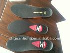 EVA rubber shoe insole material