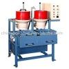 Model XLl 2-2 Swirl flow type polishing machine