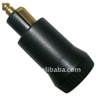 insulation black and brass plug Cigarette Lighter Plug