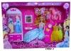 toys beauty doll set