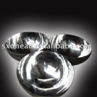 AISI304 stainless steel hollow sphere adornment