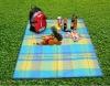 Outdoor Coral Fleece Picnic Korean Blanket(KN-BL-49)