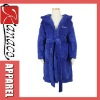 2012 polyester coral fleece kids robe(KN-RB-53)