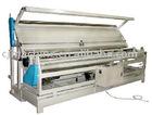 Fabric winding inspection machine